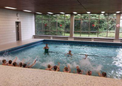 Endlich wieder neue Schwimmer…..